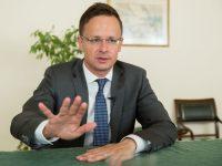 Венгрия призывает Евросоюз ввести санкции против Украины