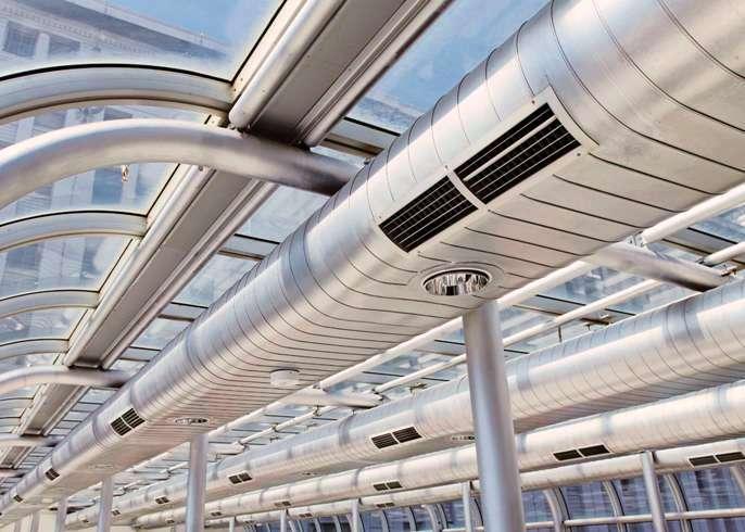 Идея для бизнеса: обслуживание вентиляционных систем