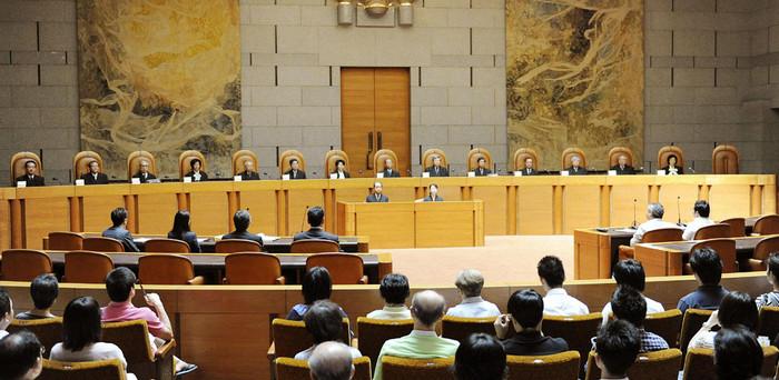 Верховный суд рассекретил документы о тайных фондах правительства Японии