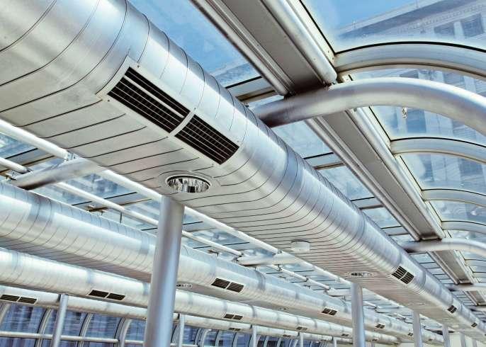 Бизнес идея: проектирование и монтаж вентиляции