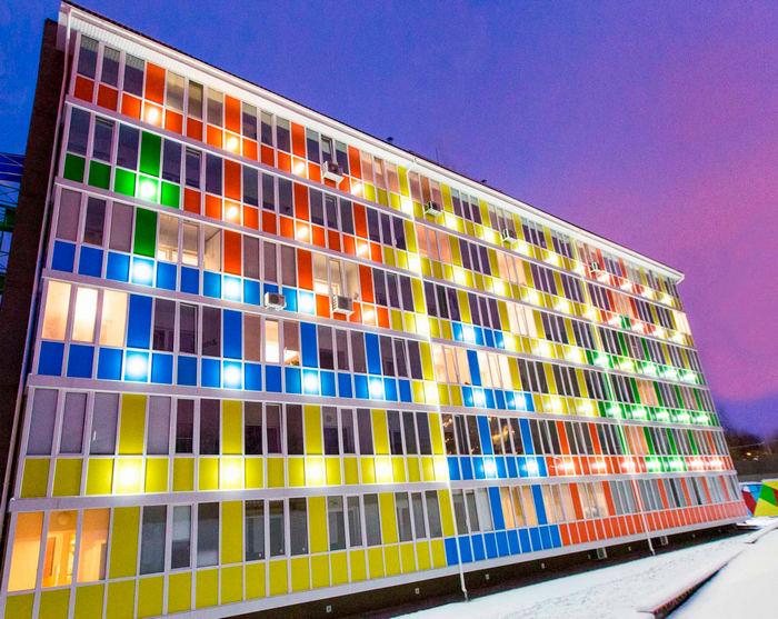 Фото квартир и домов в ЖК Воробьевы горы смарт-квартира Харьков купить дешево без посредников