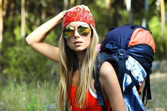 Виды туристических рюкзаков и палаток для отдыха и рыбалки