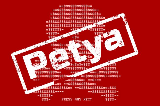 Вируса Petya атаковал базы данных поступающих в украинские ВУЗы