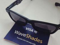 Visa разработала очки, которые могут производить онлайн расчеты