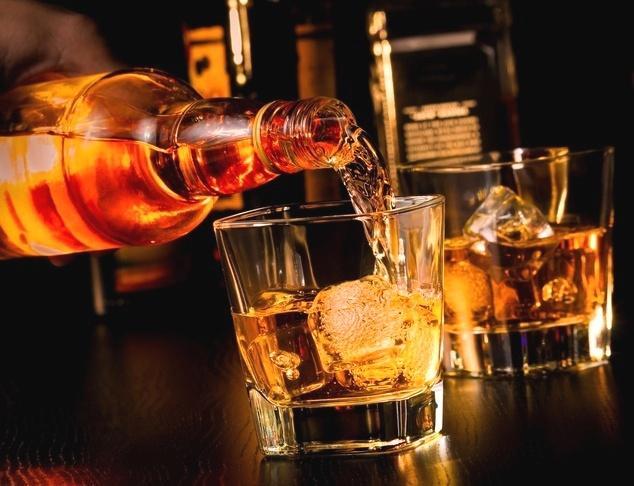 Франция занимает первое место в мире по употреблению виски