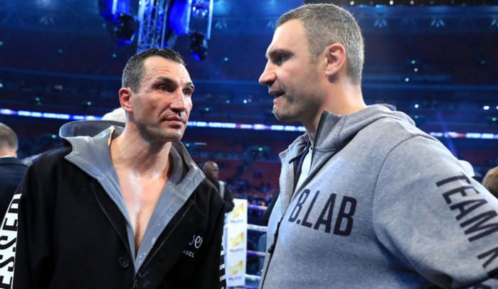 Виталий Кличко хочет отомстить за поражение брата