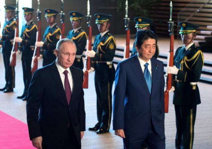 Владимир Путин не вернул Японии Курильские острова