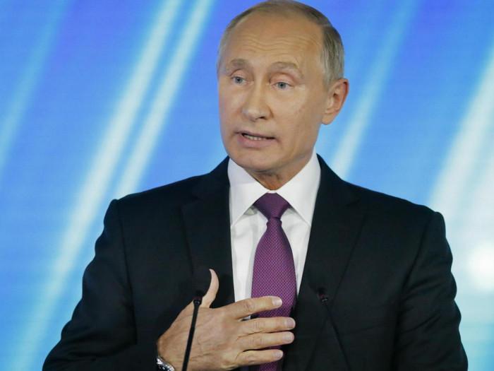Владимир Путин: Россия готова разрабатывать новые системы вооружений