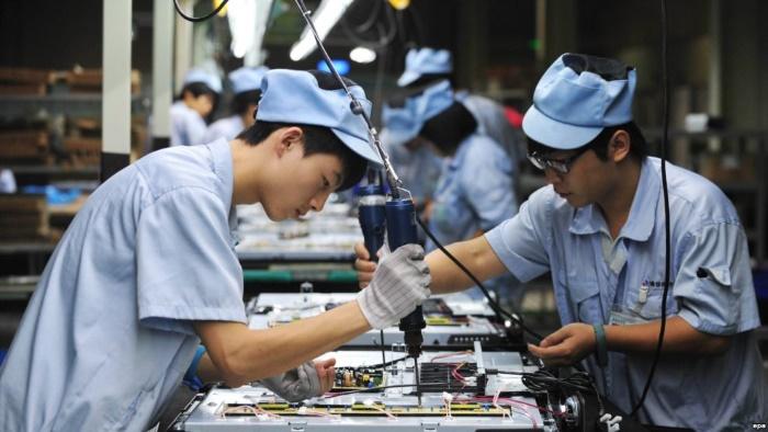 Власти Китая создали 7 млн новых рабочих мест