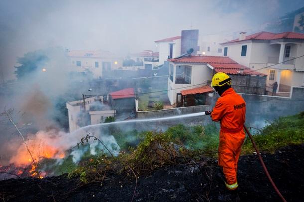 Власти Португалии объявили трехдневных траур и просят экстренной помощи из-за пожаров