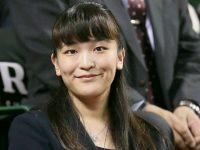 Внучка императора Японии отказалась от титула ради обычного парня