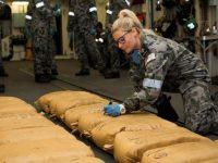 Военные Австралииперехватили партию гашиша на 325 млн долларов