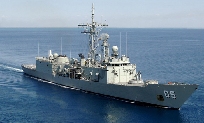 Военные корабли Австралии будут оснащены системой противоракетной обороны, - премьер Тернбулл
