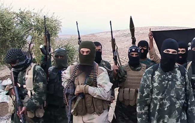 """Военные США заявляют, что """"ИГИЛ"""" планирует создать террористические сети в Сирии и Ираке"""