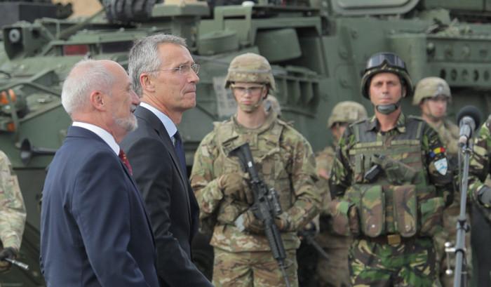 """Военные учения """"Запад"""" накаляют отношения между Польшей и Россией"""