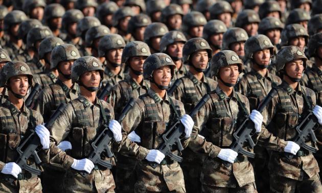 Военные Японии запросили рекордный бюджет из-за угрозы нападения