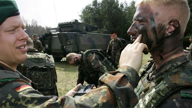Военный бюджет Германии увеличивают на 1,7 млрд евро