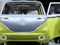 Volkswagen готов предложить электрические версии на все модели к 2030 году