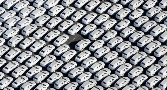 Volkswagen ищет парковку для 20 000 неукомплектованных авто