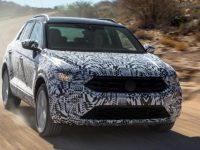 Volkswagen выпустит новую модель компактного внедорожника T-Roc