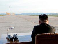 Вооруженные силы Северной Кореи осуществили запуск баллистической ракеты