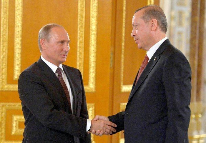 Восстановление отношений между Россией и Турцией пугает Украину