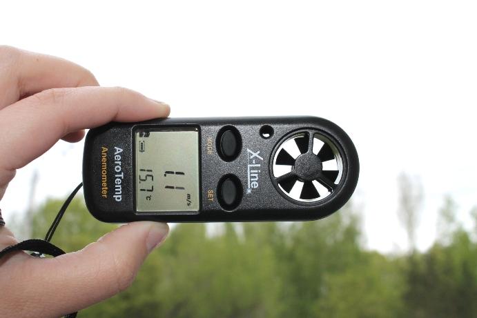 Бизнес – идея: продажа измерителей скорости потока воздуха (теплоанемометров)