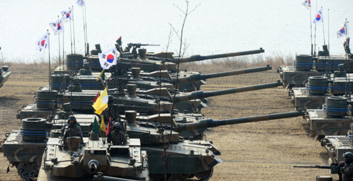 Вторая корейская война может распространиться на всю Азию, - эксперты