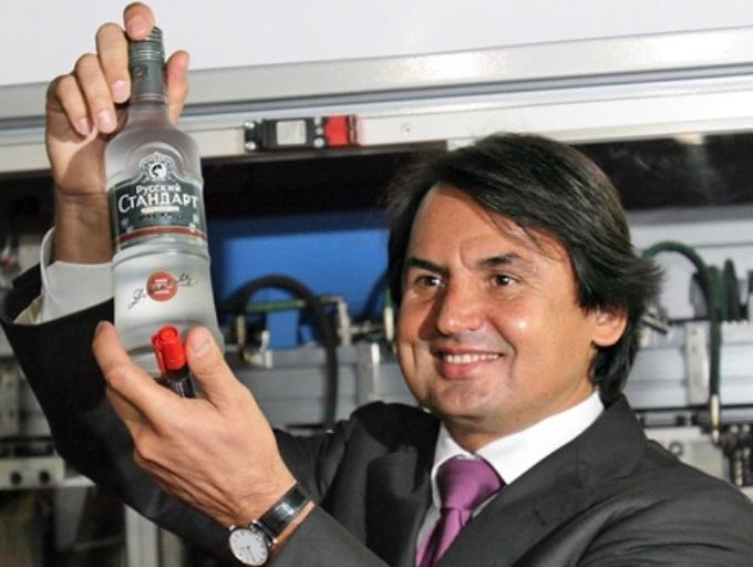 Второй в мире производитель водки обанкротился и просит защиту от кредиторов