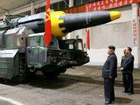 Введены санкции против разработчиков ядерной программы КНДР