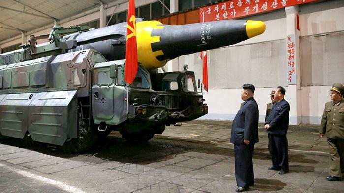 Ввели санкции против разработчиков ядерной программы КНДР