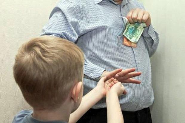алименты, дети, деньги