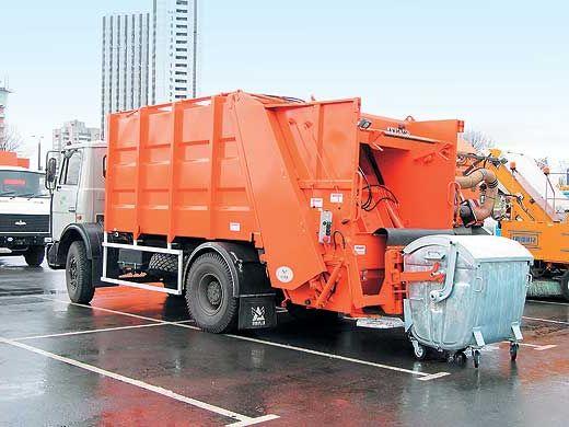 Компания по вывозу мусора – оригинальная идея для бизнеса