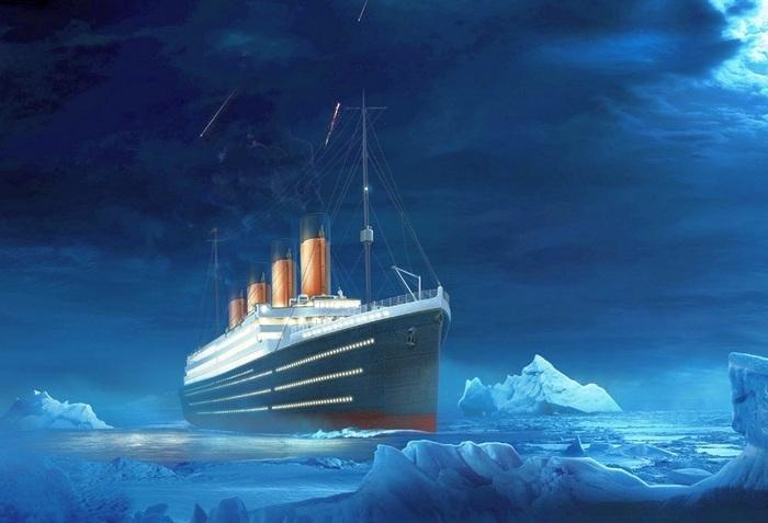 """Выяснились новые подробности крушения """"Титаника"""""""
