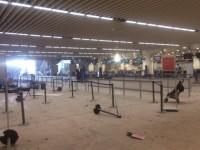 В аэропорту Брюсселя прогремел очередной взрыв – на этот раз работали саперы