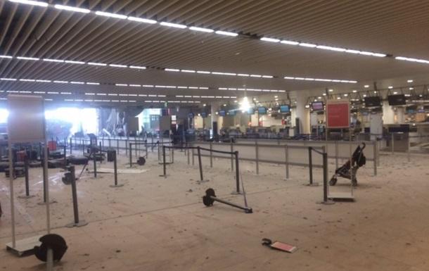 В аэропорту Брюсселя прогремел очередной взрыв - на этот раз работали саперы
