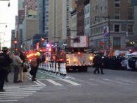 Подробности о взрыве в Нью-Йорке: эвакуируют автовокзал на Манхэттене и три линии метро