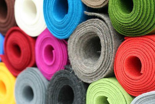 Применение ткани в промышленных отраслях