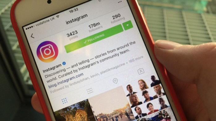 Хакеры получили доступ к аккаунтам знаменитостей в Instagram