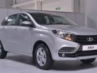 """Lada XRAY: новый шедевр от """"АвтоВАЗа"""" сошел с конвейера"""