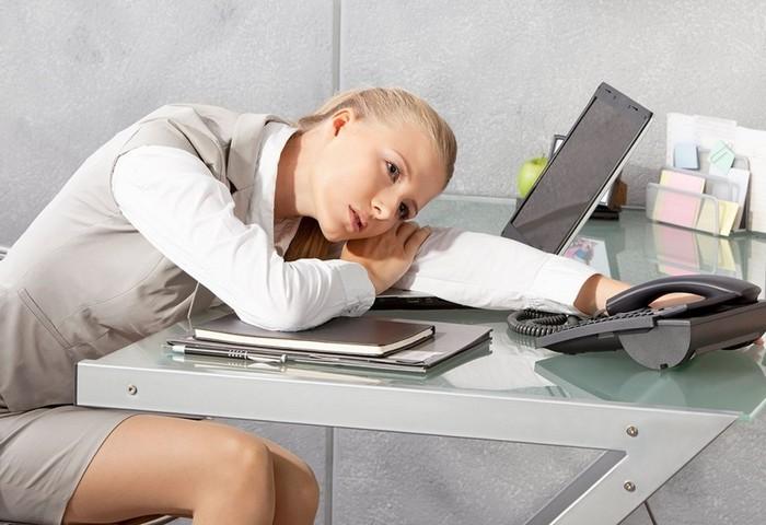 Хроническая усталость: ученые нашли причину синдрома