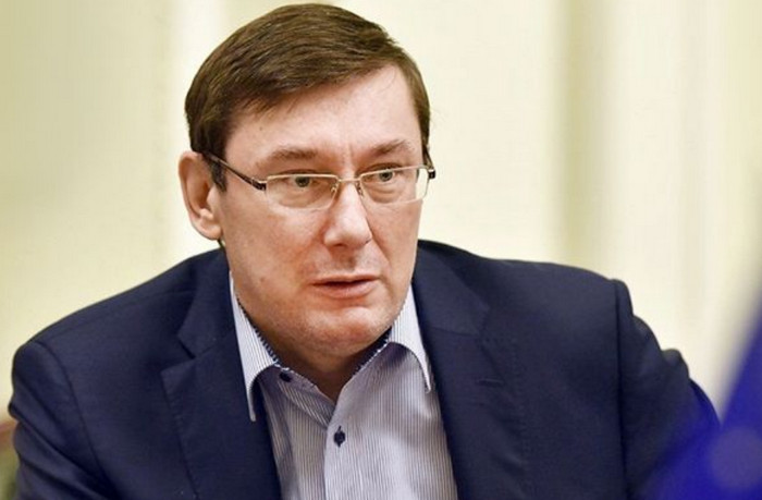 Я столкнулся с колоссальным давлением в деле Саакашвили, - Луценко