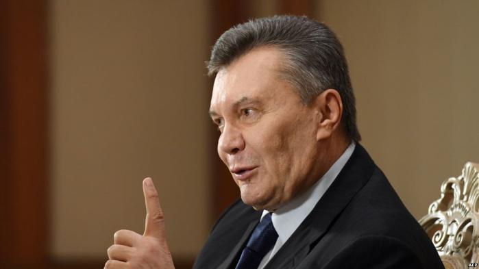 """Янукович """"кинул"""" типографию на 26 млн гривен пообещав написать книгу об Украине"""