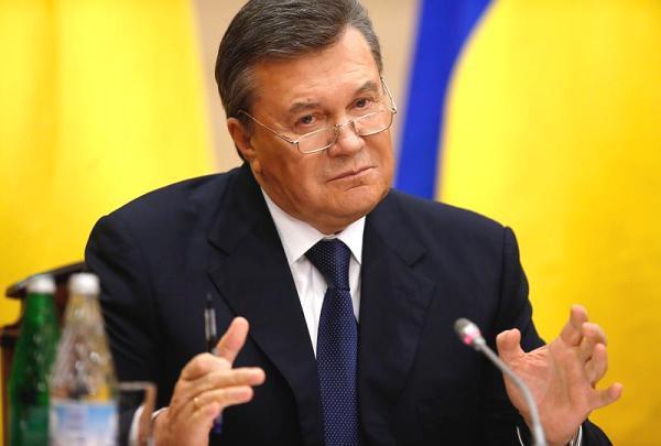 Власти Швейцарии помогу вернуть украденные миллиарды Януковича