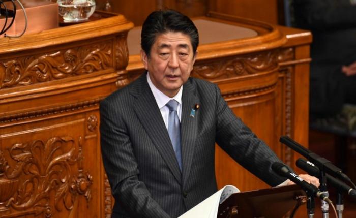 Япония готова сотрудничать с Китаем в развитии глобальной торговли, - Синдзо Абэ