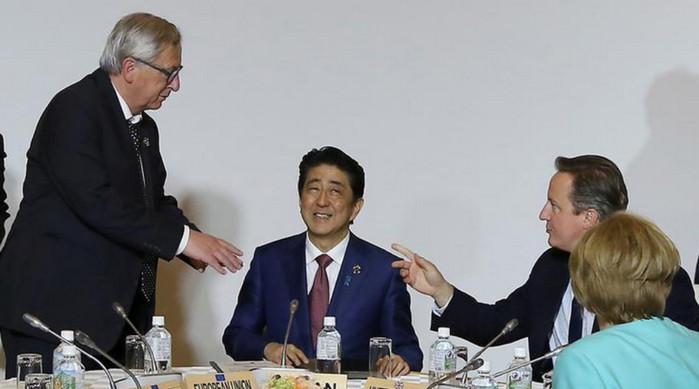 Япония и ЕС проводят переговоры о зоне свободной торговли