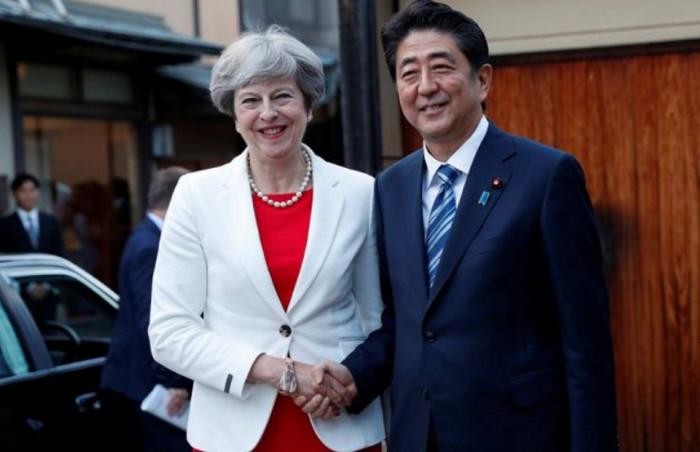 Япония и Великобритания договорились о торговых стандартах после Brexit