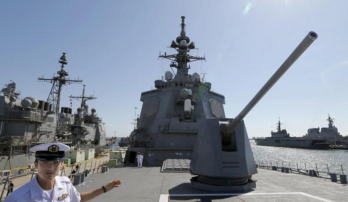 Япония может сбивать ракеты, но не имеет для этого правовой основы, - эксперт
