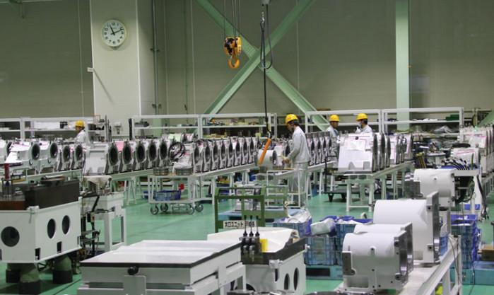 Япония начала поставлять промышленное оборудование в Россию