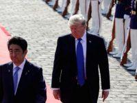 Япония отказалась от двустороннего торгового соглашения с США